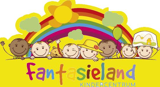 Kindercentrumfantasieland Logo